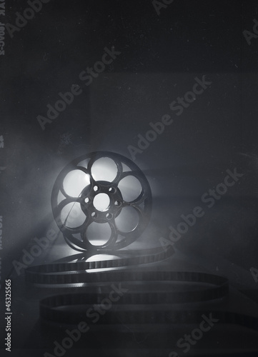 Leinwandbild Motiv Cinema