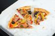Kalte Pizza