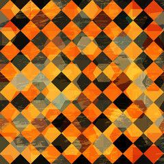abstract rombuses seamless
