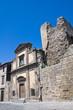 Church of St. Spirito. Tarquinia. Lazio. Italy.