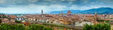 Panorama of Firenze, Italy