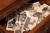 cassetto pieno di ricordi