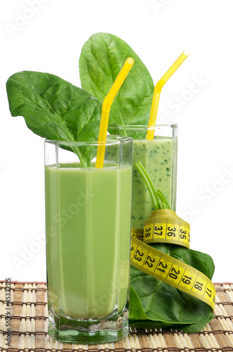 Spinach smoothie