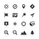 Geolocation and Map Icons