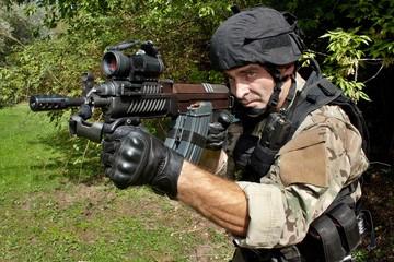 soldier special counterterrorism unit