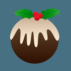 Christmas Plum Pudding