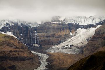 Morsarjokull glacier, Skaftafell National Park, Iceland