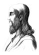 Medieval Christus portrait - 6th Century