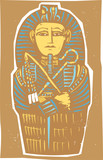 Egyptian Sarcophagus Color