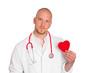 Ein junger Arzt