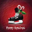 Merry Christmas skates