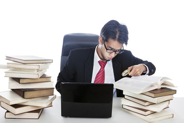 Finding business idea