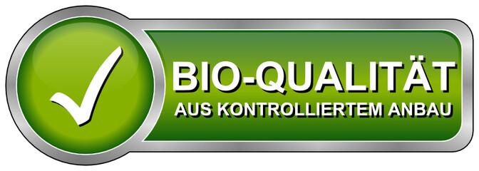 Bio-Qualität aus kontrolliertem Anbau