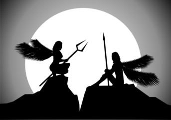 immortals - angels