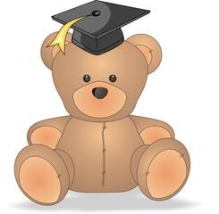 graduate - teddy bear
