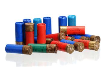 Shotgun shells, caliber 12