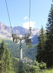 Dolomiti _ Funicolare San Martino - Vignola