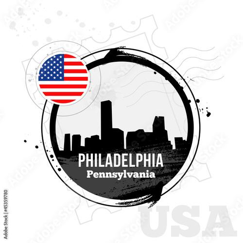 timbre Philadelphie