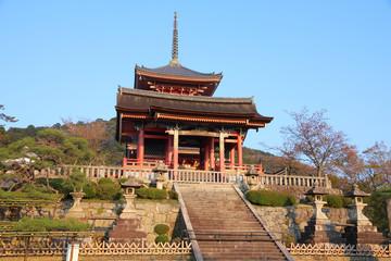 Kyoto - Kiyomizu Dera temple