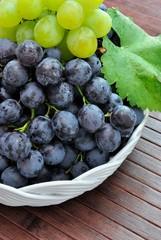 Cesto di uva