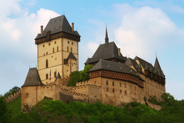 Karlstejn Tschechische Republik