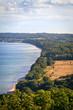 Swedish coastline of Baltic Sea