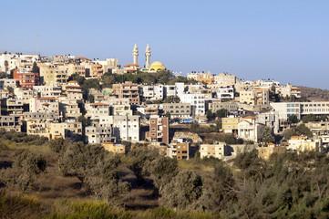 Palestinian village near Nazareth