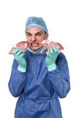 Chirurgo - macellaio