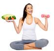 vegan workout