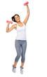 Active gym woman
