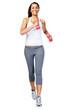 healthy gym woman