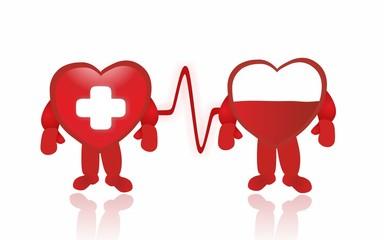 transfusion - two hearts