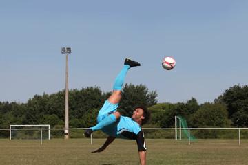 Acrobatics football