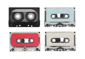 Vintage Blank Audio Cassettes