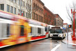 Leinwanddruck Bild - Streetcar
