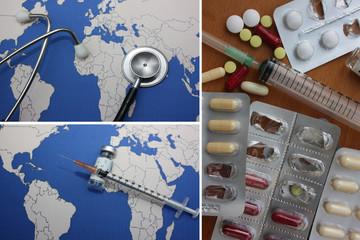 Sécurité sanitaire - Epidémie - Soins médicaux
