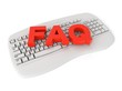 3d text FAQ on the keyboard