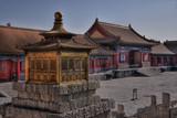 Fototapeta wschód - azja - Starożytna Budowla