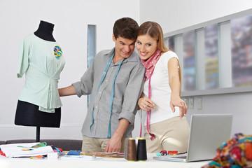 Modedesign im Online-Studium