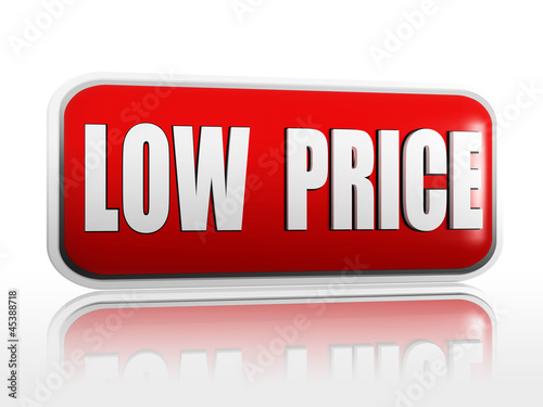 low price banner.
