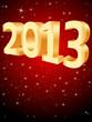 2013 - Hintergrund mit Sternen