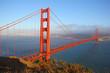 Golden Gate Brigde im Abendlicht