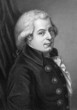 Постер, плакат: Wolfgang Amadeus Mozart