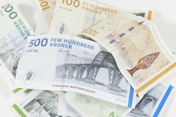 Danish currency