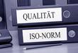 Qualität und ISO-Norm