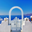 amazing Santorini, details