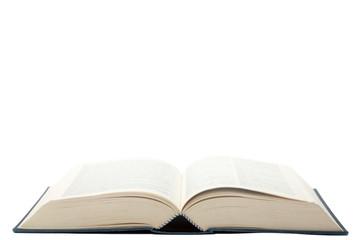 Open book - Libro aperto