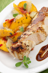 Spiced Chicken Breast