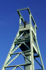 Förderturm Industriemuseum BOCHUM