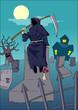 Illustration of the Grim Reaper